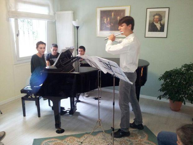 musica da camera alla Giustiniana