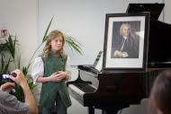 """Anna Calgaro: """"La mia prima lezione-concerto""""!"""