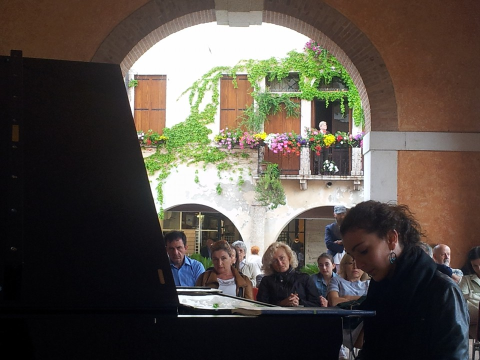 Maratona pianistica a Marostica