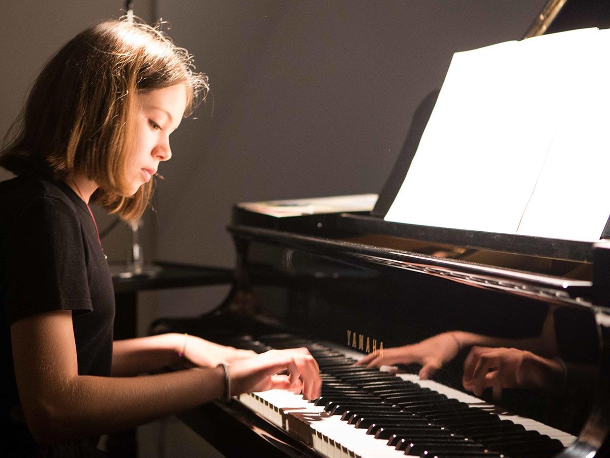 Corso di pianoforte classico a Vicenza