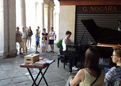 Maratona Pianistica Vicenza giugno 2017