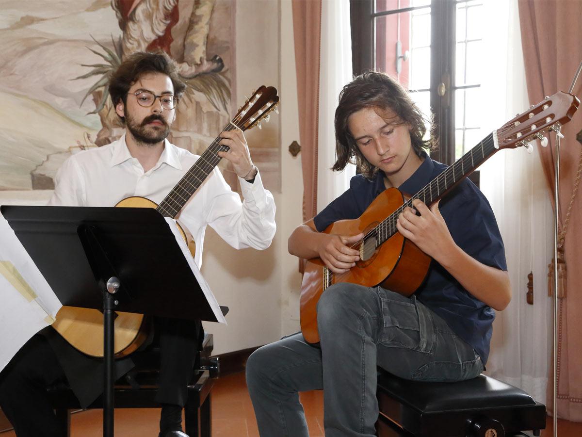 Corso di chitarra Vicenza
