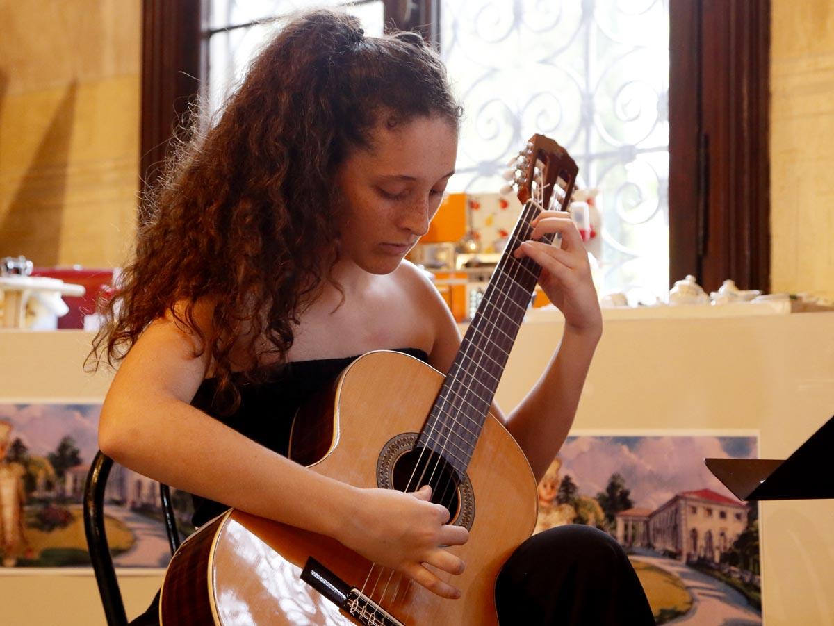 Corso di chitarra classica Vicenza