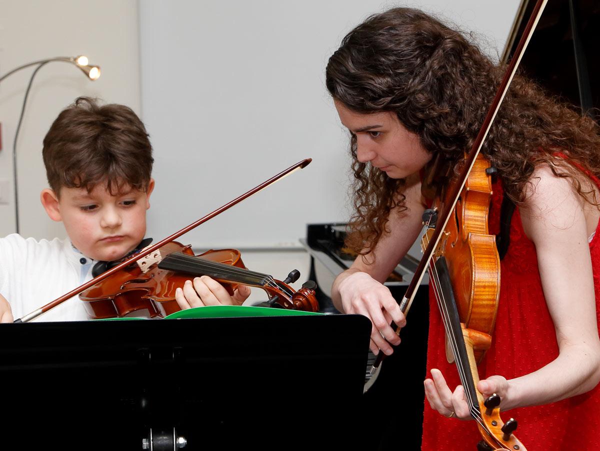Corso di Violino Vicenza