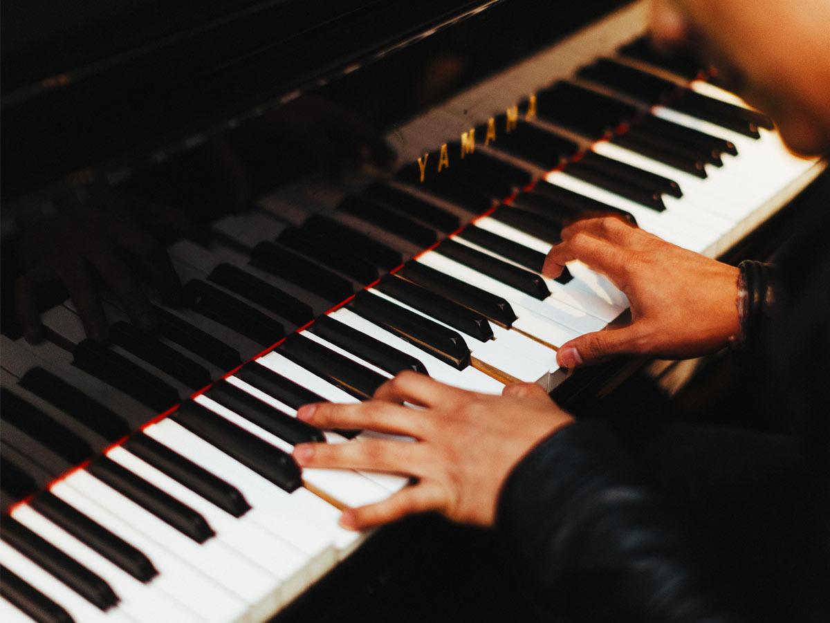 Corso di pianoforte Jazz a Vicenza