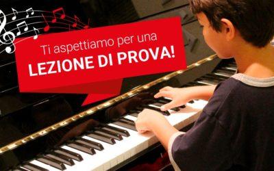 Sono iniziati i nuovi corsi di musica 2019-2020